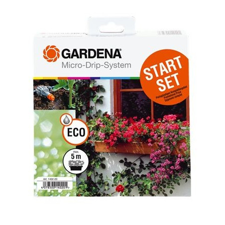 Комплект для  микрополива Gardena 01402