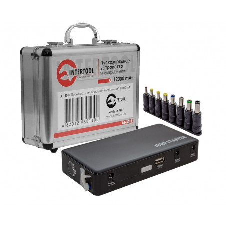 Пускозарядное устройство INTERTOOL AT-3011