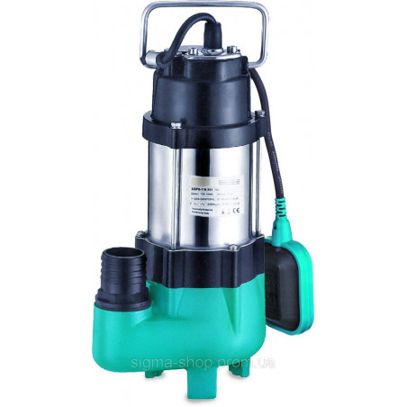 Насос дренажный Aquatica 0.25кВт Hmax 7.5м Qmax 150л/мин