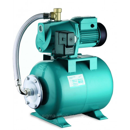 Насос водоснабжения Aquatica 0.75кВт Hmax 56м Qmax 60л/мин (насос) 24л
