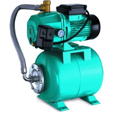 Насос водоснабжения Aquatica 0.75кВт Hmax 80м Qmax 85л/мин (ц/б насос внеш.эжектор) 24л