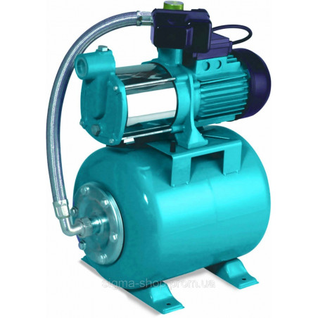 Насос водоснабжения Aquatica 0.9кВт Hmax 55м Qmax 100л/мин (насос) 24л