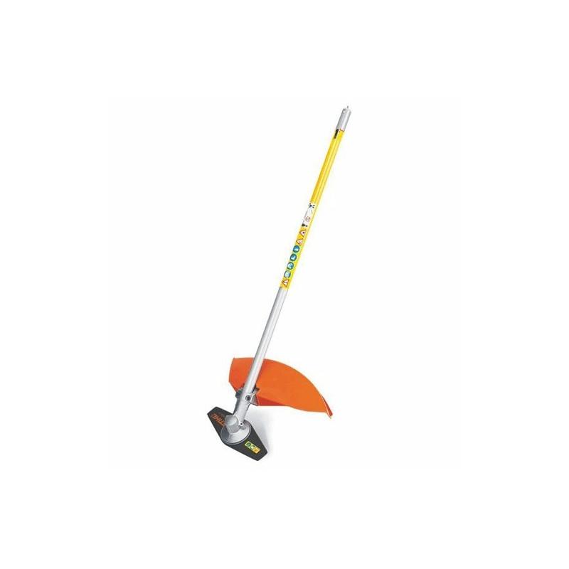 Комби- Насадка - FS-KM з ножем для трави