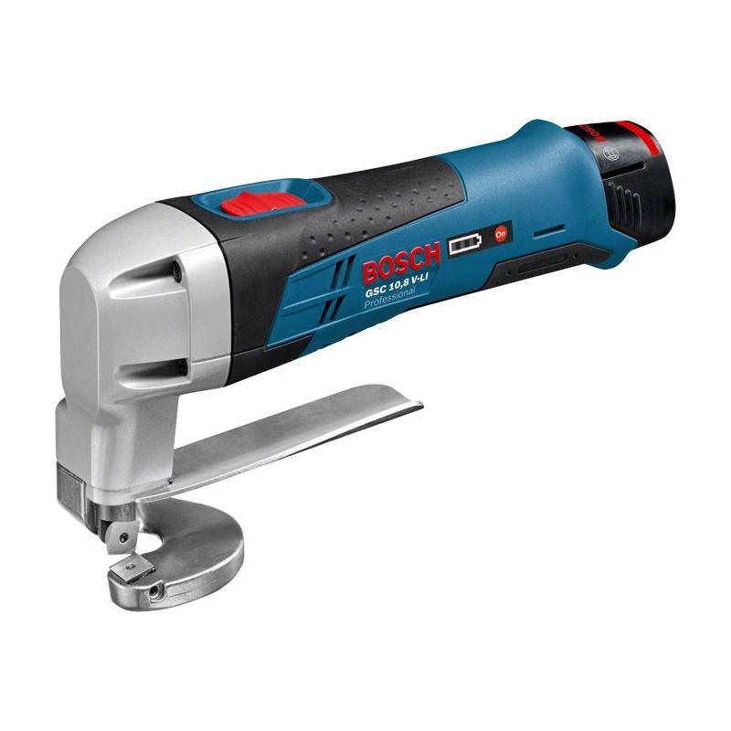 Ножницы аккумуляторные Bosch GSC 10,8 V-LI