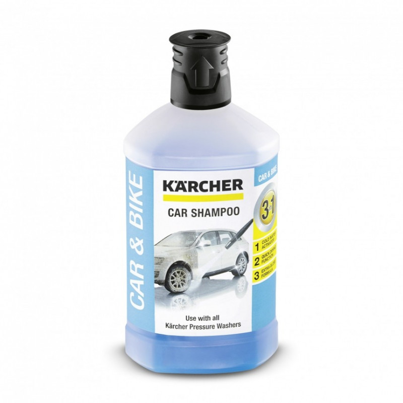 Автошампунь Karcher 1L