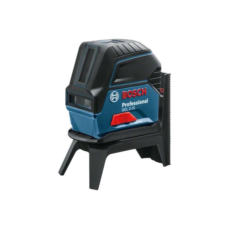 Нивелир Bosch GCL 2-15 + RM1 +  BM3 clip + кейс