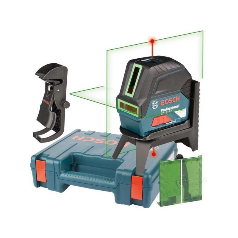 Нивелир Bosch GCL 2-15G + RM1 + BM3 clip + кейс