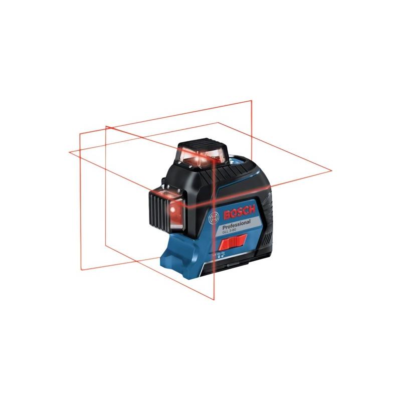 Нивелир Bosch GLL 3-80 (AA) + кейс