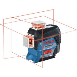 Нивелир Bosch GLL 3-80 C (12 V) + BM 1 + L-Boxx