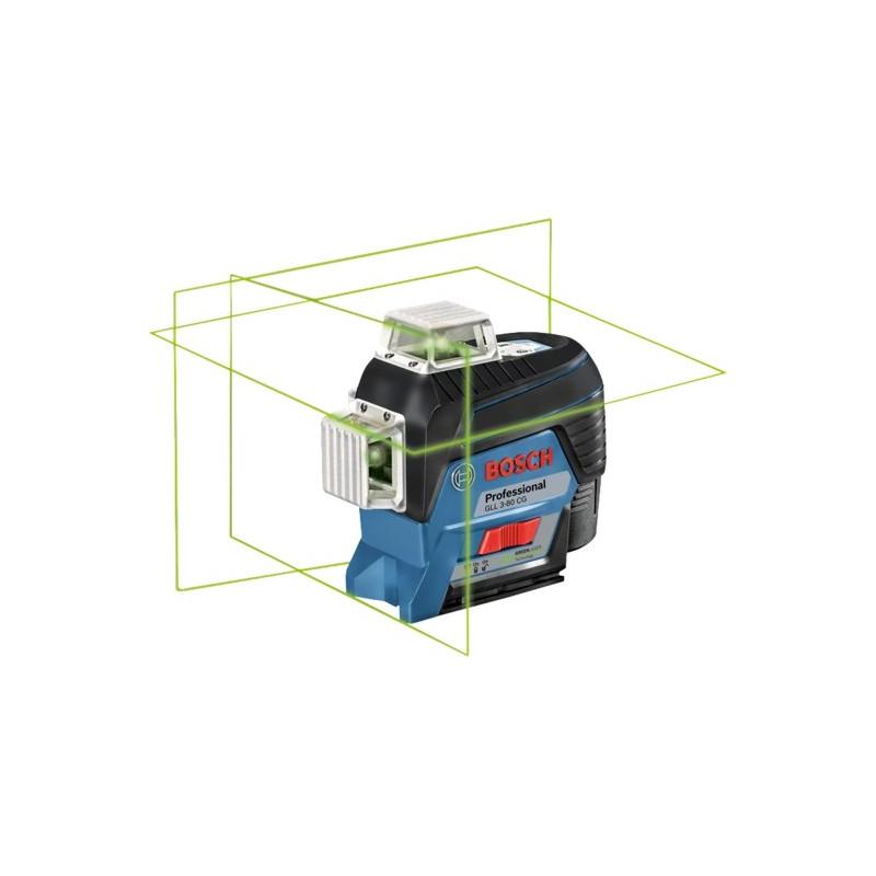 Нивелир Bosch GLL 3-80 CG (12 V)+ BM 1 + L-Boxx