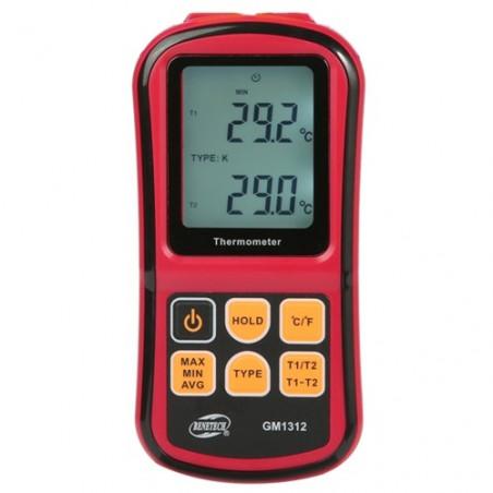 Термометр BENETECH GM1312