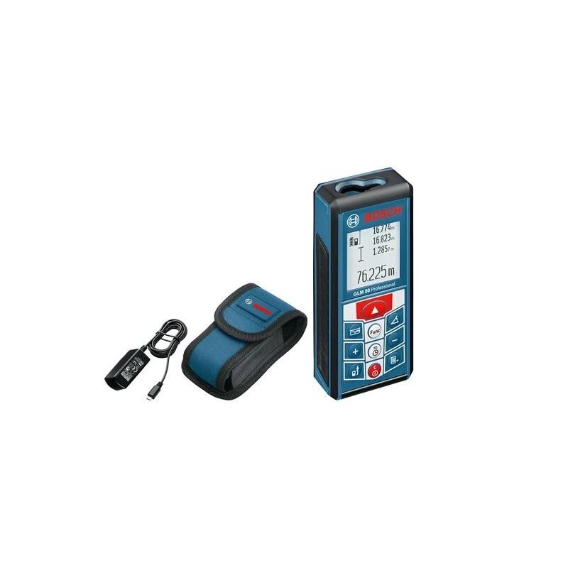 Дальномер Bosch GLM 80+BT150