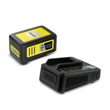 Аккумулятор+ЗУ Karcher 18 V 5.0 Ah