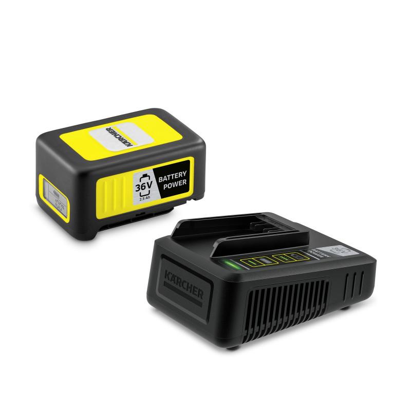 Аккумулятор+ЗУ Karcher 36V 2.5Ah