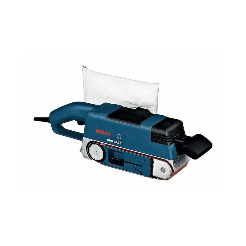 Шлифмашина ленточная Bosch GBS 75 AE  (Картон)