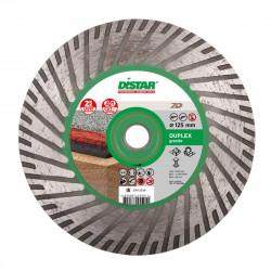 Диск Distar Turbo 125x2,8x8/25x22,23/M14F Duplex